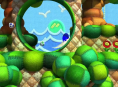 Yoshi's Island in Sonic Lost World
