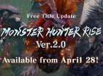 Drei neue Monster bedrohen Monster Hunter Rise ab morgen in Titel-Update 2.0