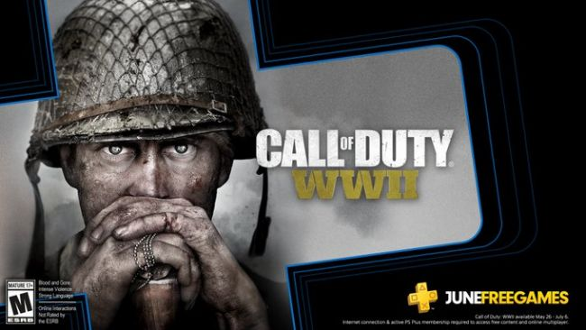 Call of Duty: WWII ballert im Juni im PS-Plus-Abo