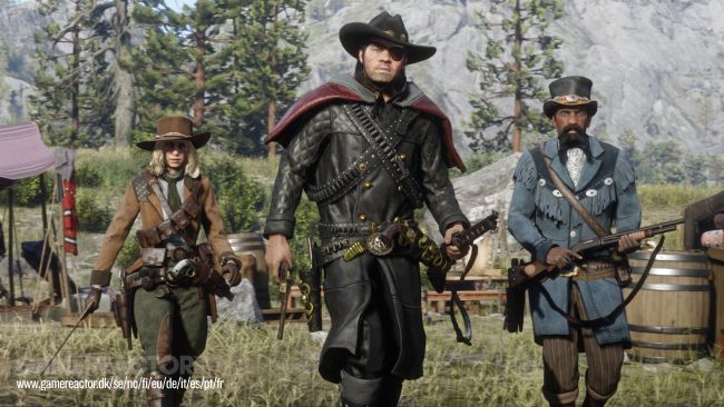 Red Dead Redemption 2 auf PC