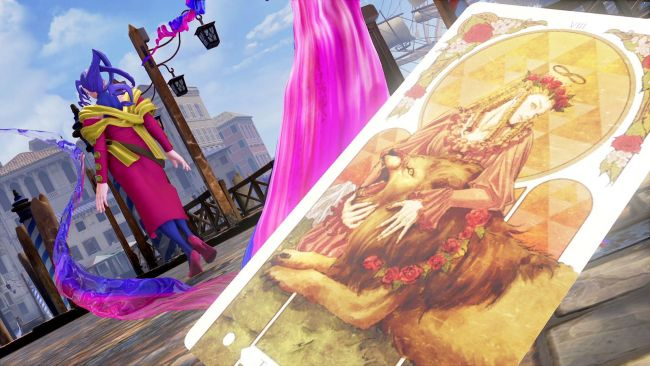 Street Fighter V: Videodemonstration von Rose