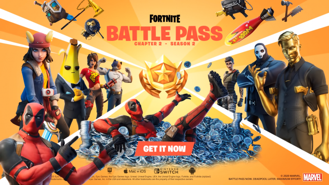 Fortnite Kapitel 2: Staffel 2 ist live