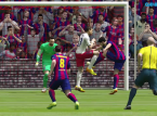 Gameplay von FIFA 15 mit FC Barcelona vs. Paris Saint-Germain