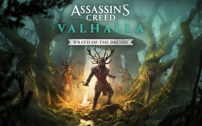 Assassin's Creed Valhalla: Zorn der Druiden