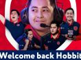 Gambit resigns Hobbit after two-year absence