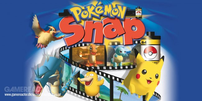 Gamereactor Retrospektive: Pokémon Snap