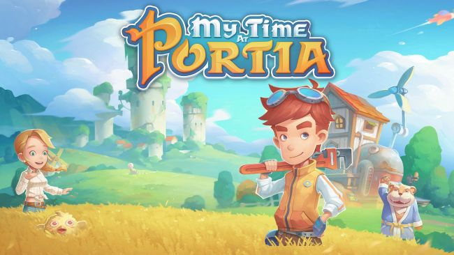 My Time At Portia erntet im Sommer Android- und iOS-Versionen