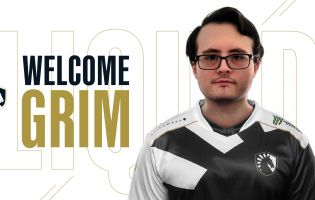 Grim joins Team Liquid's CS:GO roster