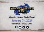 Monster Hunter Rise: Capcom enthüllt am Donnerstag
