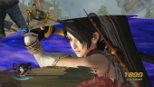 Warriors Orochi 3 - Momijis Gameplay
