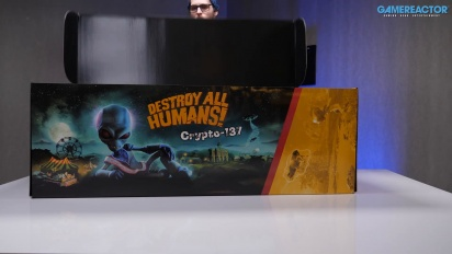 Destroy All Humans! - Unboxing der Crypto-137Edition