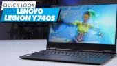 Lenovo Legion Y740S: Quick Look