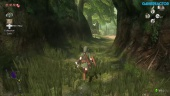 The Legend of Zelda: Twilight Princess HD - Relaxing Forest Walkaround Gameplay