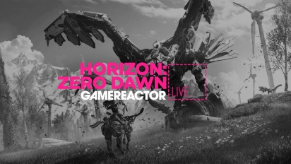 Horizon: Zero Dawn - PC Complete Edition - Livestream-Wiederholung