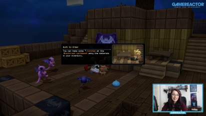 Dragon Quest Builders 2 - Livestream-Wiederholung