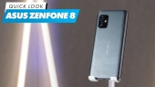 Asus Zenfone 8: Quick Look