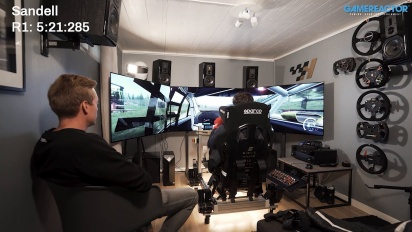 Gamereactor fordert JRWC-Weltmeister in Dirt Rally 2.0 raus