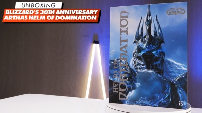 Blizzards 30. Geburtstag: Arthas' Helm - Unboxing-Video