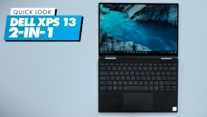 Dell XPS 13 2-in-1: Quick Look