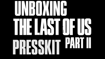 The Last of Us: Part II - Presse-Kit auspacken