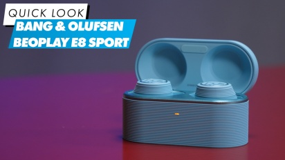 Bang & Olufsen Beoplay E8 Sport: Quick Look