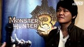Monster Hunter Tri interview