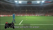 Pro Evolution Soccer 2014  - English Team Attacking Controls Trailer