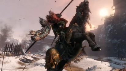 Sekiro: Shadows Die Twice - Game of the Year Edition Trailer