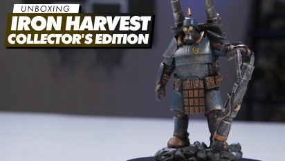 Iron Harvest Collector's Edition - Unboxing-Video