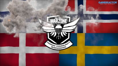 Der Gamereactor Warzone Nordic Community Showdown