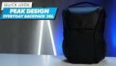 Quick Look: Peak Design Everyday Backpack 30L