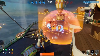 Rocket Arena - Mega Rocket mit Topnotch (Gameplay)