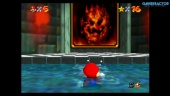 Super Mario 64 - Lethal Lava Land auf Nintendo Switch (Gameplay)