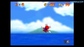 Super Mario 64 - Bob-Omb Battlefield auf Nintendo Switch (Gameplay)