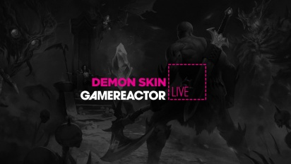 Demon Skin - Livestream-Replay